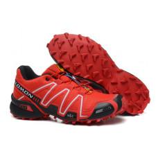 Salomon Speedcross 3 красные
